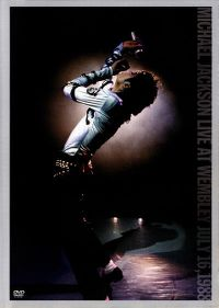 Cover Michael Jackson - Live At Wembley July 16, 1988 [DVD]